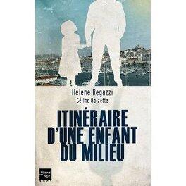 Couverture du livre : Itinéraire d'une enfant du milieu
