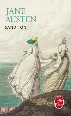 Couverture du livre : Sanditon