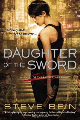Couverture du livre : Fated Blades, Tome 1 : Daughter of the Sword