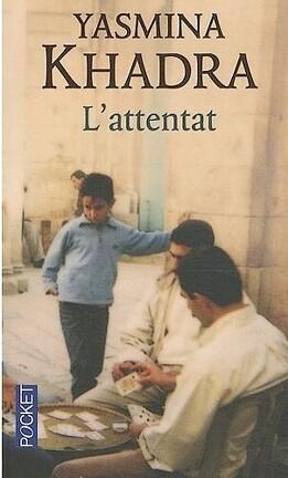 Couverture du livre : L'Attentat