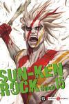 couverture Sun-Ken Rock, Tome 15