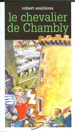 Couverture du livre : Le Chevalier de Chambly