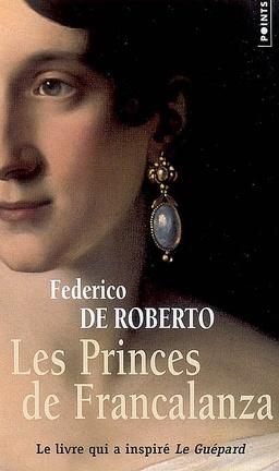 Couverture du livre : Les Princes de Francalanza
