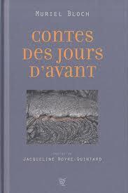 Couverture du livre : contes des jours  d'avant