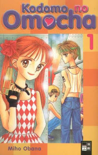 Couverture du livre : Kodomo no Omocha, Tome 1