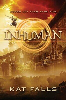Couverture du livre : Fetch, Tome 1 : Inhuman