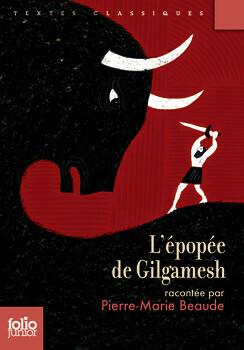 Couverture du livre : Le récit de Gilgamesh