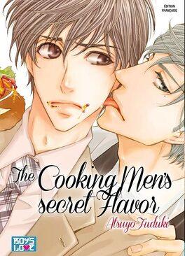 Couverture du livre : The cooking men's secret flavor