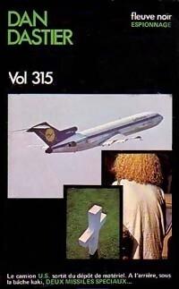 Couverture du livre : Vol 315