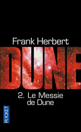Couverture du livre : Le Cycle de Dune, Tome 2 : Le Messie de Dune