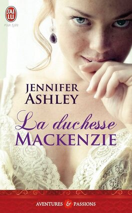 Couverture du livre : Les MacKenzie, Tome 4 : La Duchesse Mackenzie