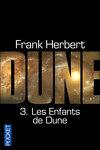 couverture Le Cycle de Dune, Tome 3 : Les Enfants de Dune