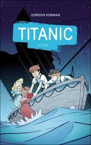 Couverture du livre : Titanic T3 S.O.S