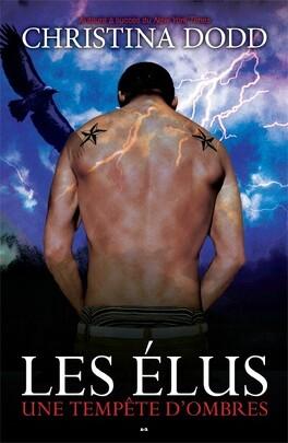 Couverture du livre : Les Élus, Tome 2 : Une Tempête d'Ombres