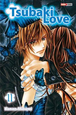 Couverture du livre : Tsubaki Love, Tome 11