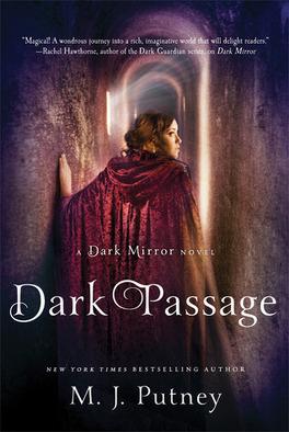 Couverture du livre : Dark Mirror, Tome 2 : Dark Passage