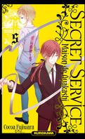 Secret Service - Maison de Ayakashi, tome 5
