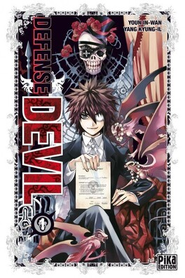 Couverture du livre : Defense Devil Tome 1