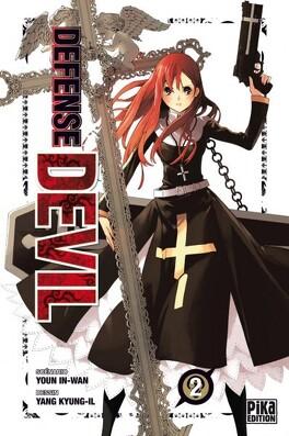 Couverture du livre : Defense Devil, Tome 2
