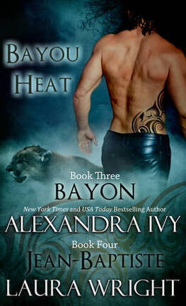 Couverture du livre : Bayou Heat, Tome 3 & 4 : Bayon/Jean-Baptiste