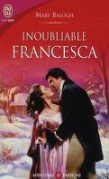 Ces demoiselles de Bath, Tome 1 : Inoubliable Francesca