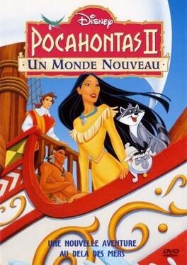 Couverture du livre : Pocahontas 2, un nouveau monde