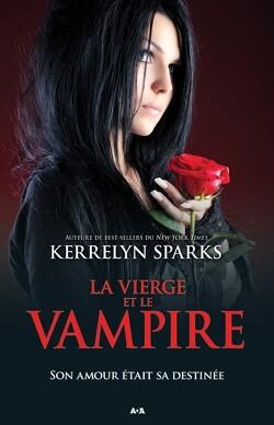 Couverture de Histoires de vampires, Tome 8 : La Vierge et le Vampire