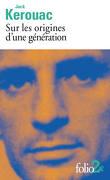 Sur les origines d'une génération