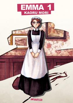 Couverture de Emma - Édition double, tome 1