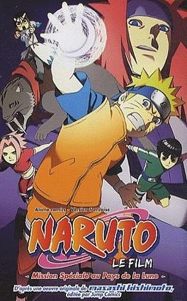 Couverture du livre : Naruto - Mission Spéciale au pays de la Lune