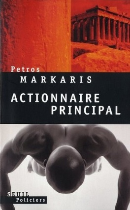 Couverture du livre : Actionnaire principal