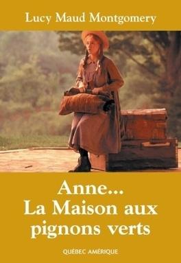 Couverture du livre : Anne… la maison aux pignons verts