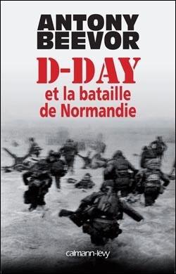 Couverture du livre : D-Day et la bataille de Normandie