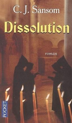 Couverture du livre : Dissolution