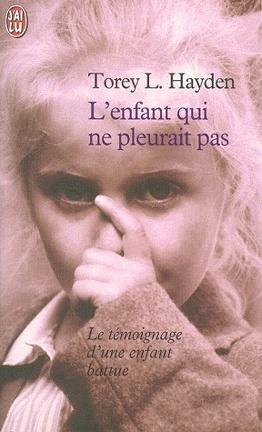 Couverture du livre : L'enfant qui ne pleurait pas