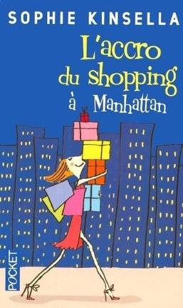 Couverture du livre : L'Accro du shopping à Manhattan