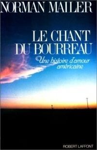 Couverture du livre : Le Chant du bourreau