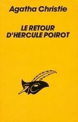 Couverture du livre : Le Retour d'Hercule Poirot