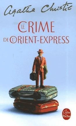Couverture du livre : Le Crime de l'Orient-Express