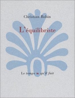 Couverture du livre : L'équilibriste