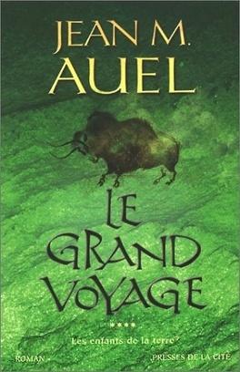Couverture du livre : Les Enfants de la Terre, Tome 4 : Le Grand voyage