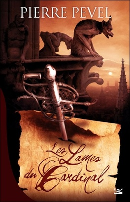 Couverture du livre : Les Lames du Cardinal, Tome 1