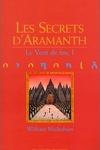 couverture Le Vent de feu, tome 1 : Les Secrets d'Aramanth