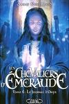 couverture Les Chevaliers d'Émeraude, Tome 6 : Le Journal d'Onyx
