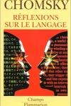 couverture Réflexions sur le langage