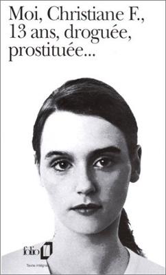 Couverture de Moi, Christiane F., 13 ans, droguée, prostituée...
