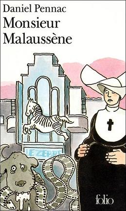 Couverture du livre : Monsieur Malaussène