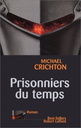 Couverture du livre : Prisonniers du temps
