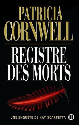 Couverture du livre : Registre des morts