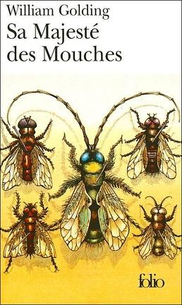 Couverture du livre : Sa Majesté des mouches